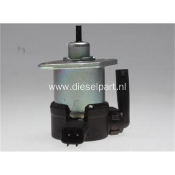 12V Shut Down Solenoid 1C010-60015 for Kubota V3300T